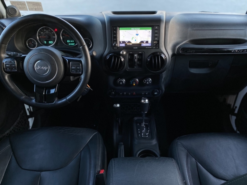 Jeep Wrangler Unlimited 2014 price $27,500