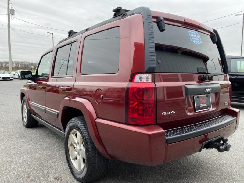 Jeep Commander 2007 price $5,500