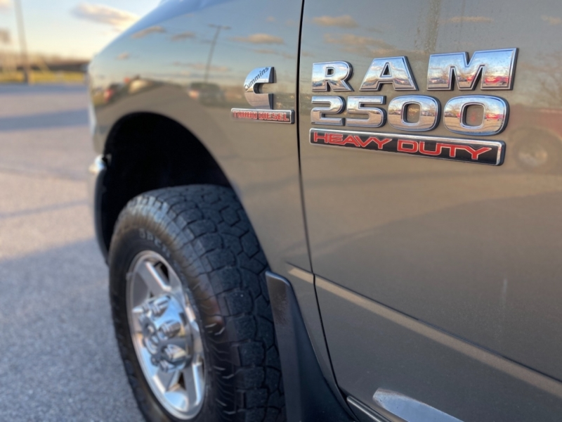RAM 2500 2013 price $27,500