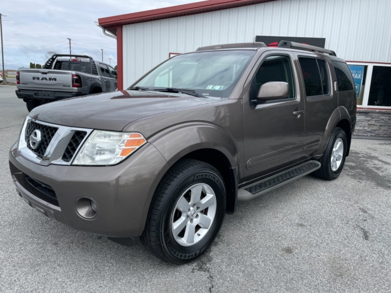 Nissan Pathfinder 2008 price $7,995