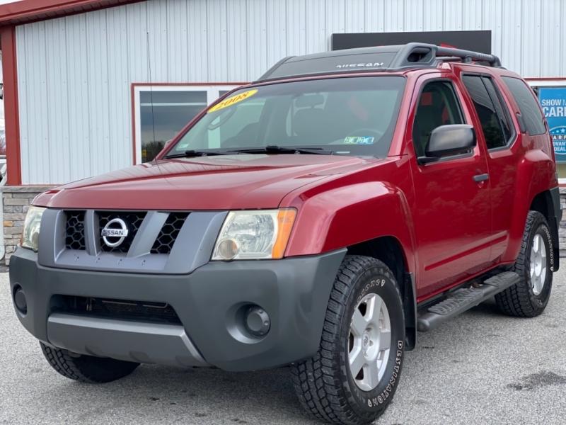 Nissan Xterra 2008 price $7,500