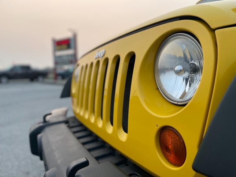 Jeep Wrangler 2008 price $21,000