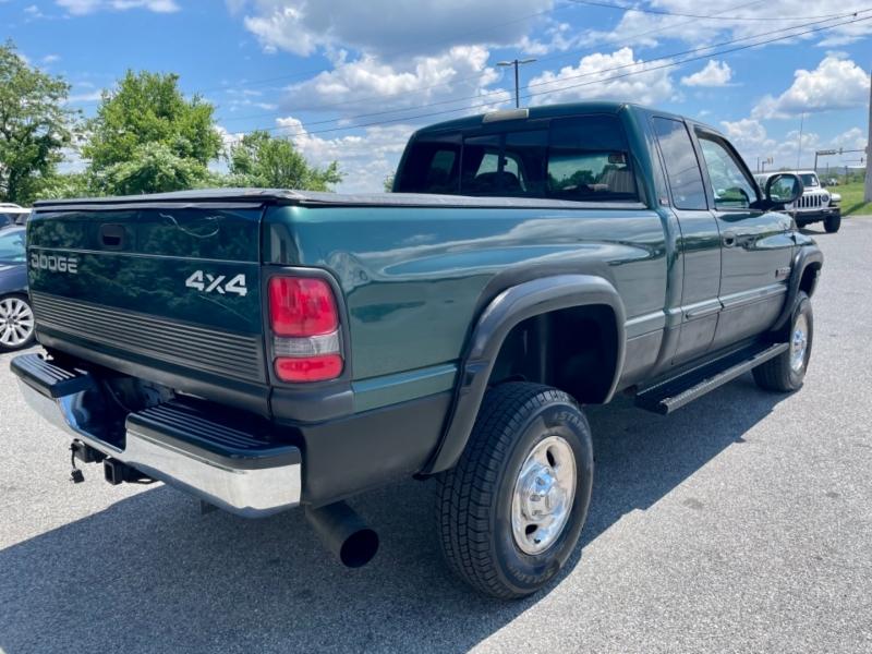 Dodge Ram 2500 2001 price $12,500