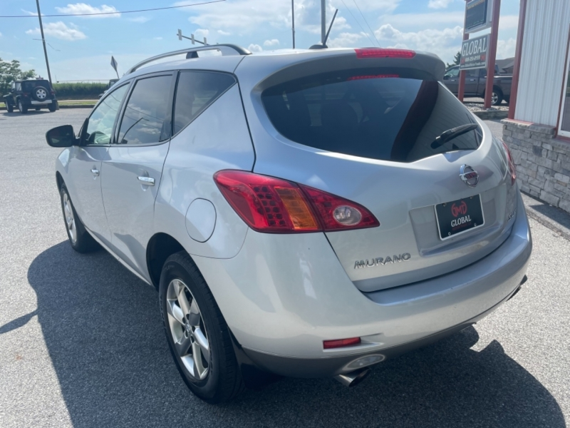 Nissan Murano 2010 price $8,200