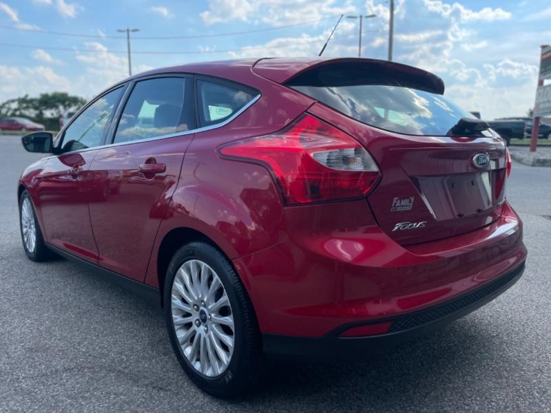 Ford Focus 2012 price $7,500