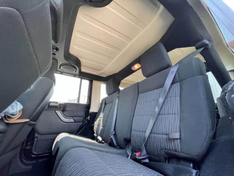 Jeep Wrangler Unlimited 2011 price $18,999