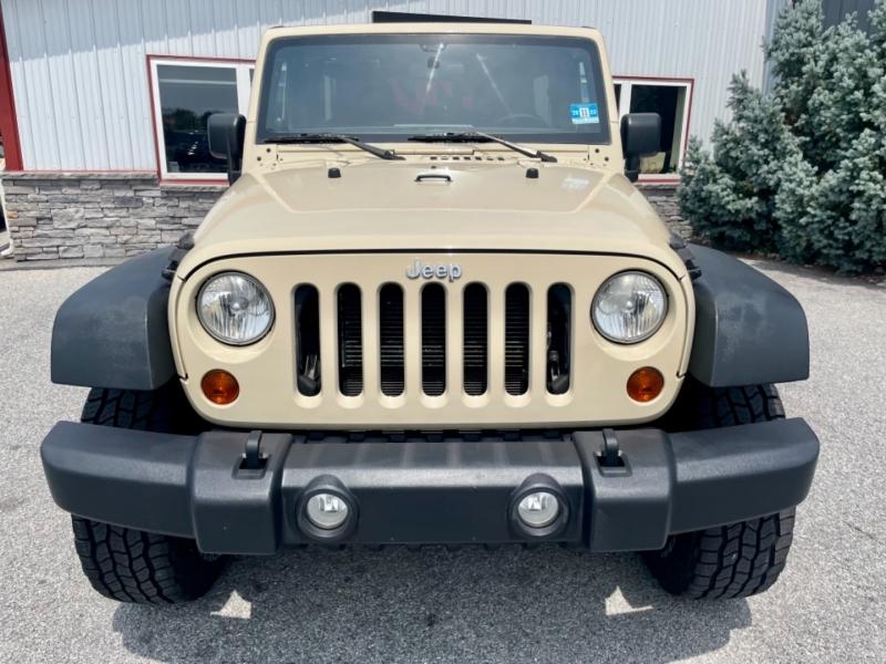 Jeep Wrangler Unlimited 2012 price $26,500