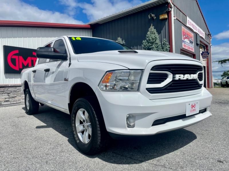 RAM 1500 2014 price $21,700