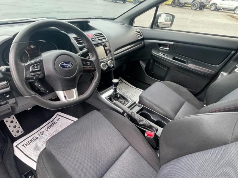 Subaru WRX 2016 price $17,500