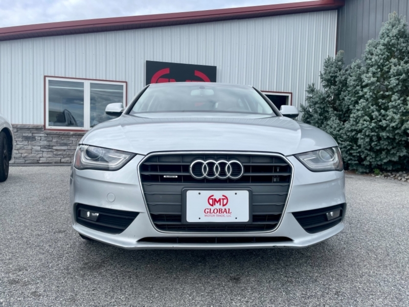 Audi A4 2013 price $12,400