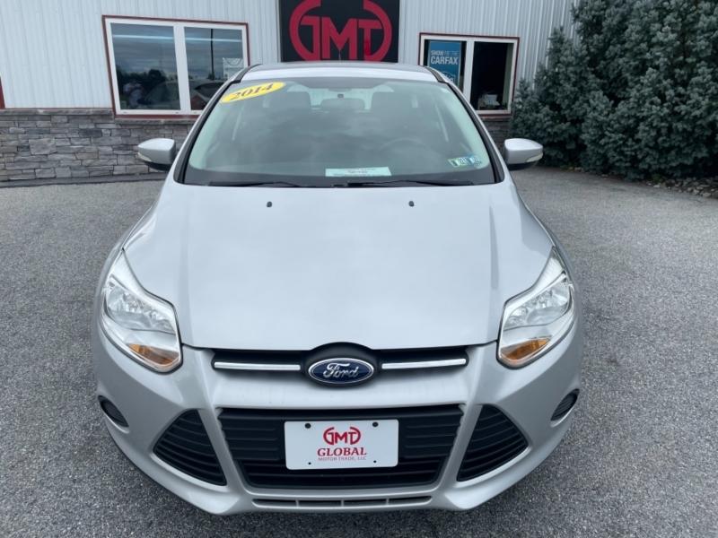 Ford Focus 2014 price $8,400