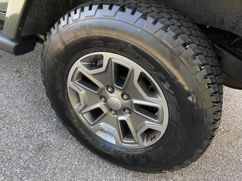 Jeep Wrangler 2007 price $16,400