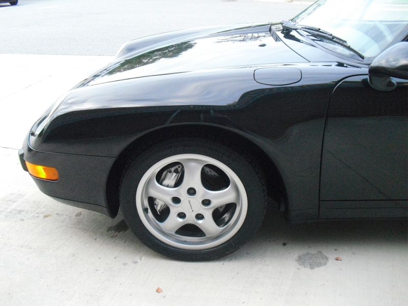 Porsche 911 Carrera 4 1995 price $57,000