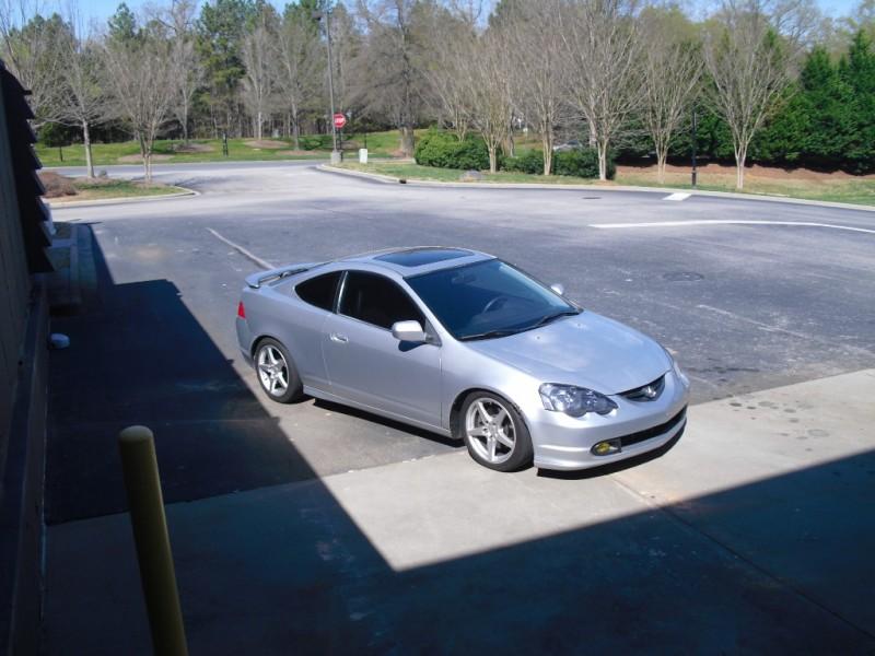 Acura RSX 2002 price $0