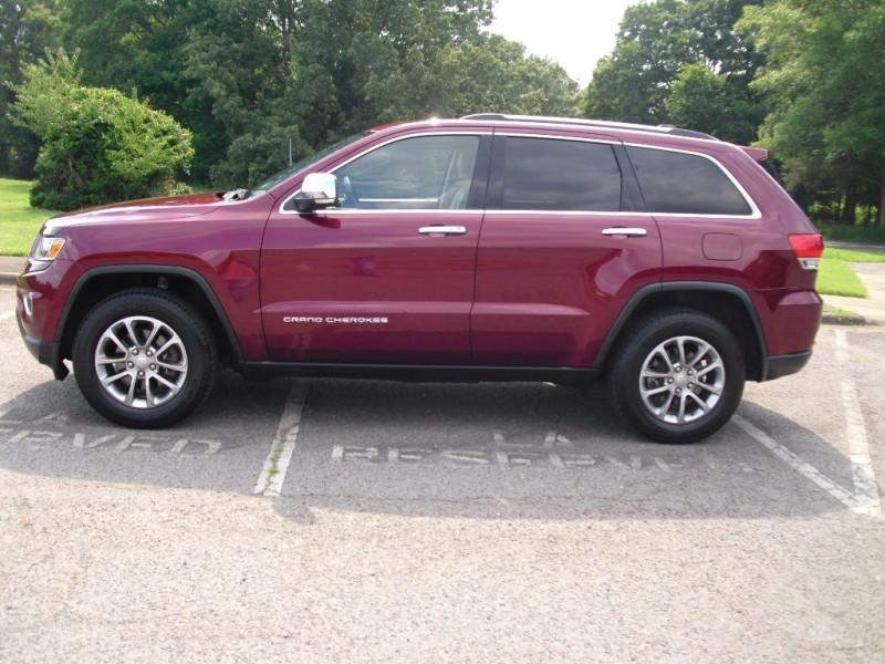 Jeep Grand Cherokee 2016 price