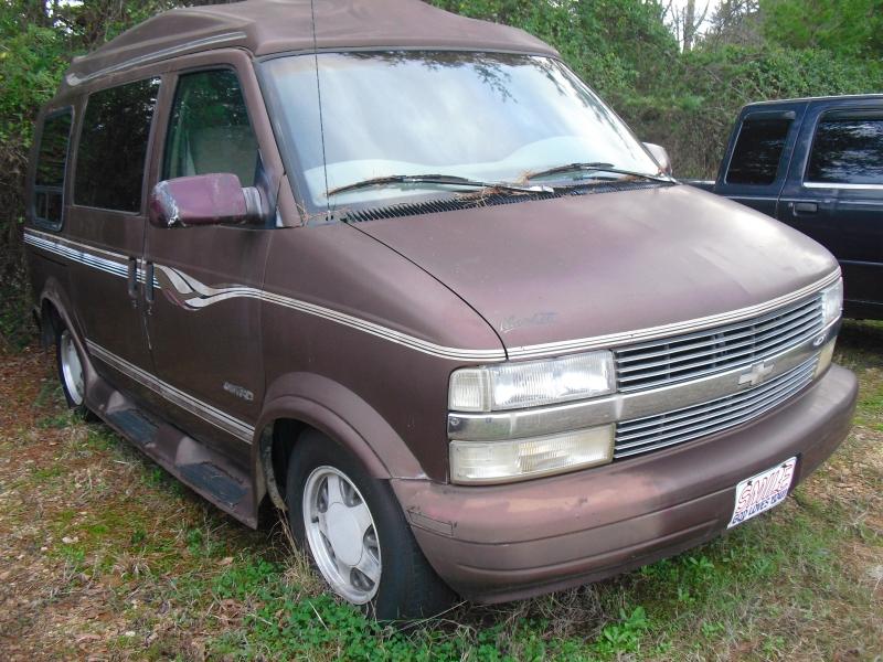 Chevrolet Astro Cargo Van 1997 price $1,900