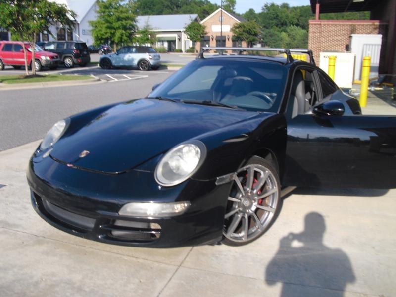 Porsche 911 2007 price