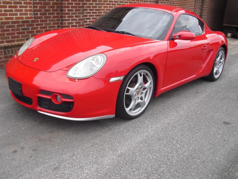 Porsche Cayman S 2006 price $19,999 Cash