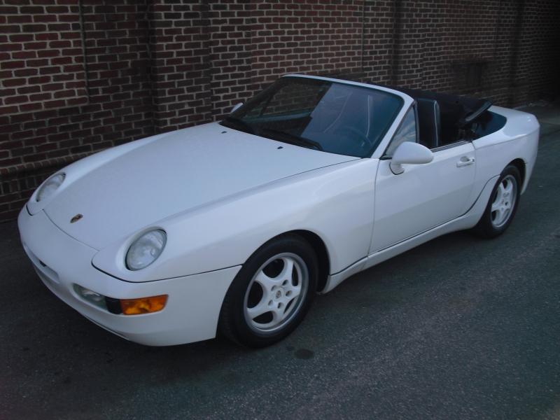 Porsche 968 1992 price $15,999
