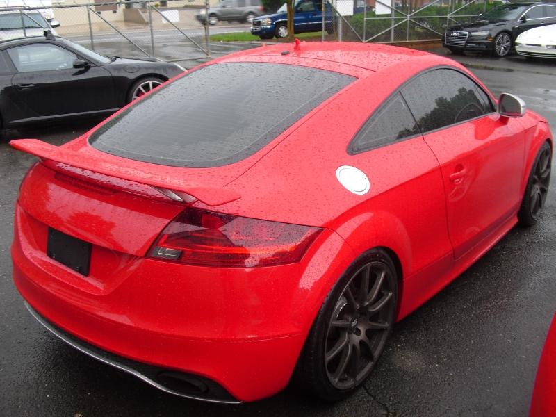 Audi TT RS 2013 price $26,500