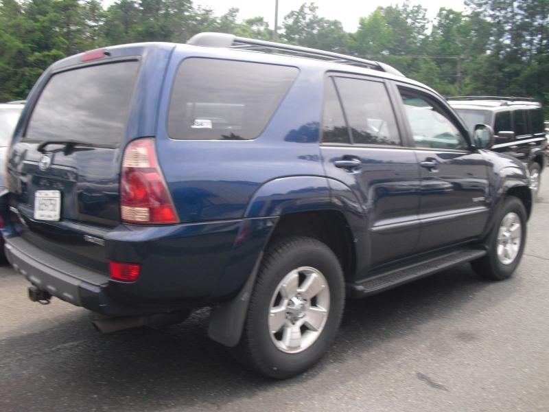 Toyota 4Runner 2005 price