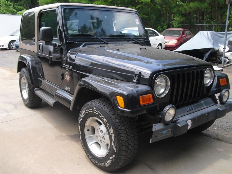 Jeep Wrangler 2000 price $12,900