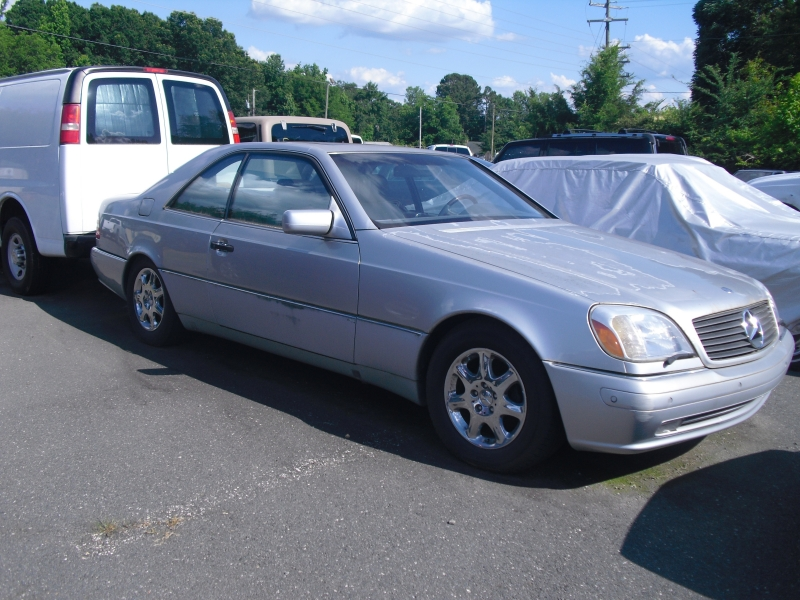 Mercedes-Benz S Class 1997 price $5,000