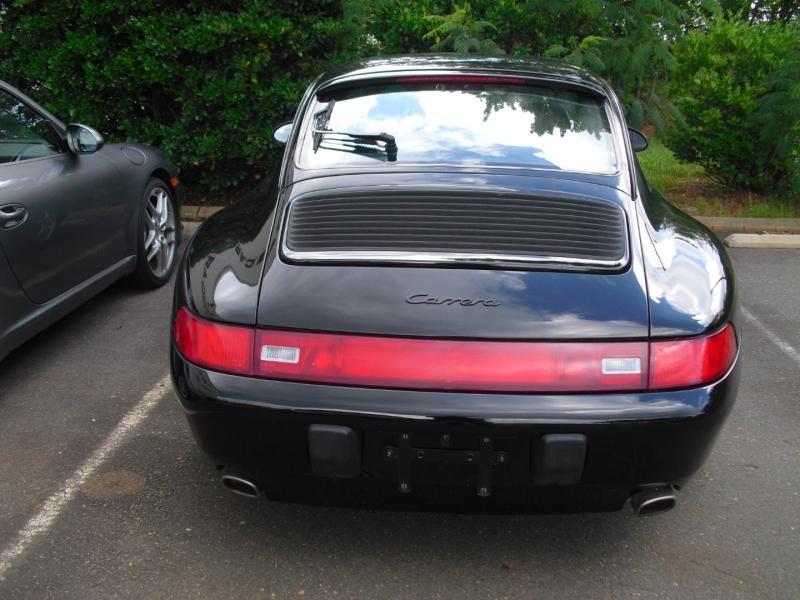 Porsche 911 Carrera 1996 price