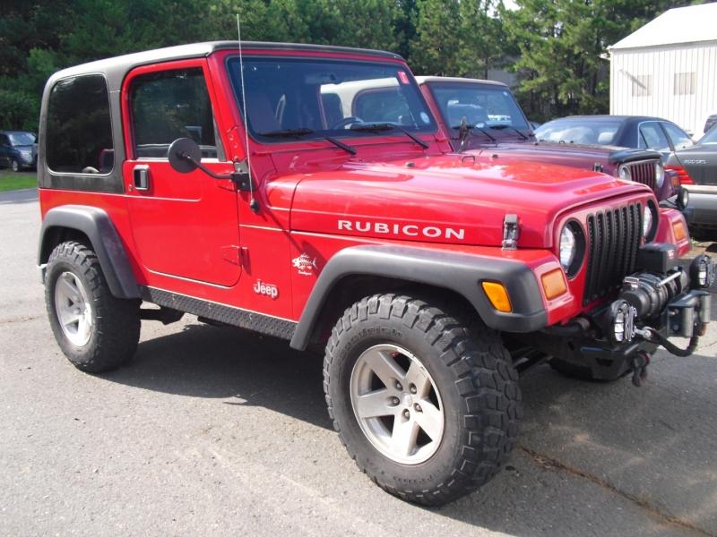Jeep Wrangler 2006 price