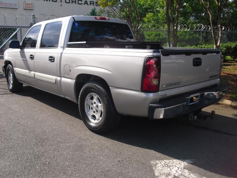 Chevrolet Silverado 1500 Crew Cab 2004 price