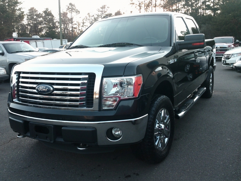 Ford F-150 2012 price