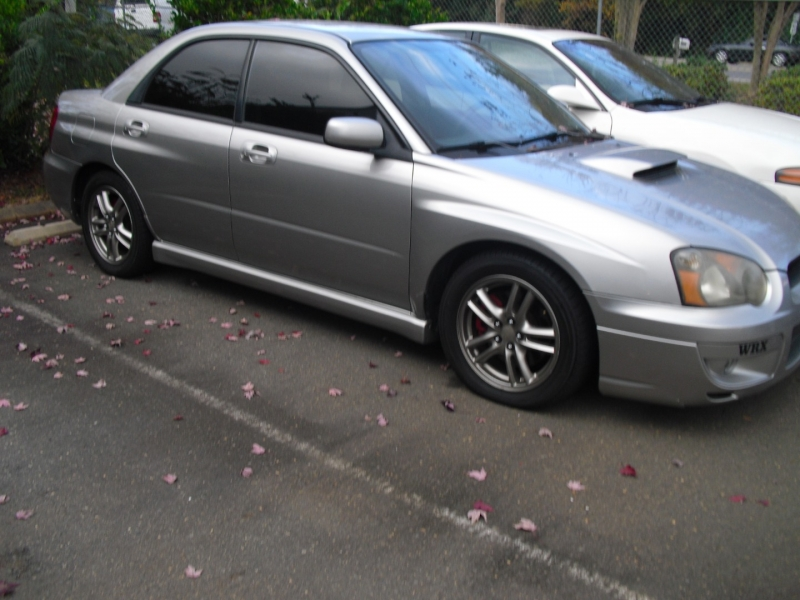 Subaru Impreza Sedan (Natl) 2005 price $5,450