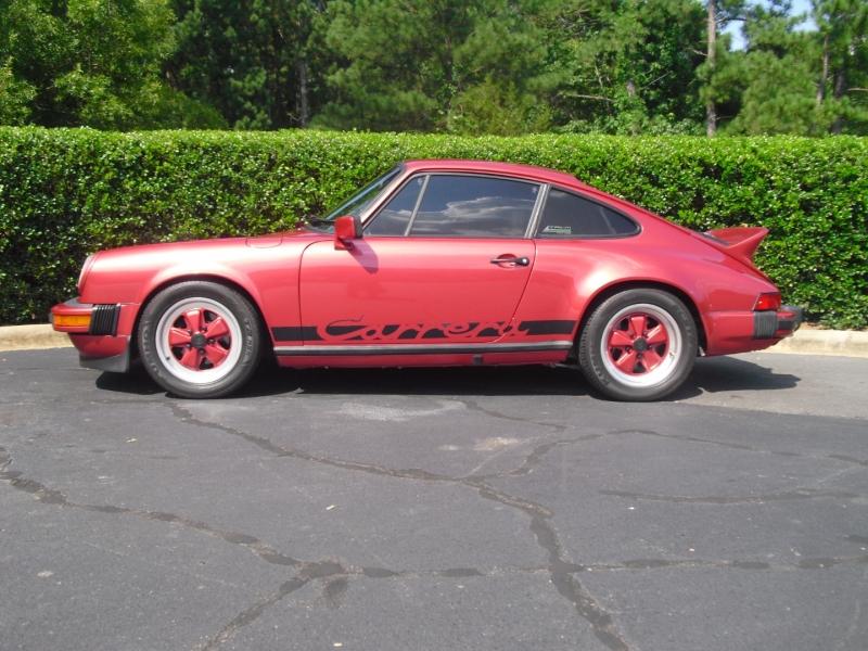 Porsche 911 1981 price $48,500 Cash