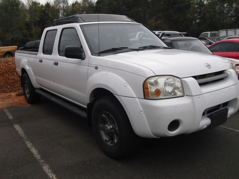 Nissan Frontier 2WD 2004 price $5,800