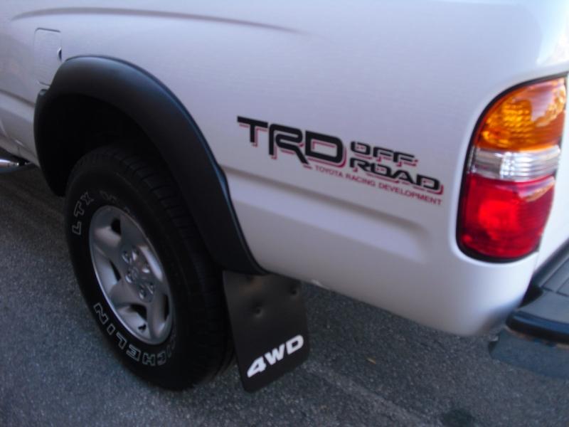 Toyota Tacoma 2004 price $39,999