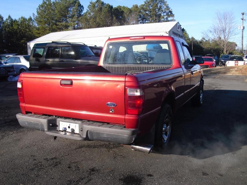 Ford Ranger 2003 price