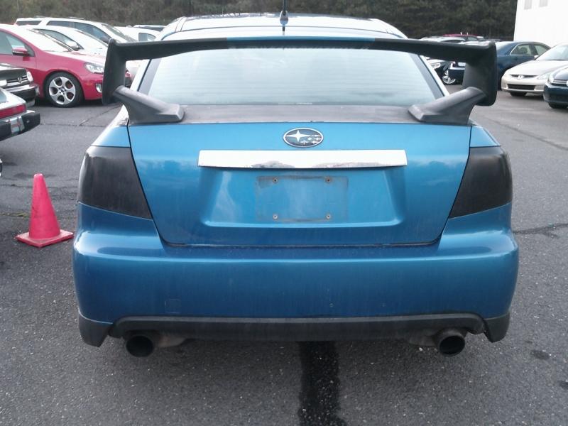 Subaru Impreza Sedan WRX 2009 price $6,835