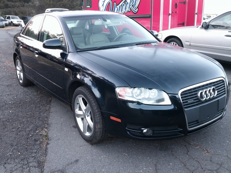 Used Audi A4 Fort Mill Sc