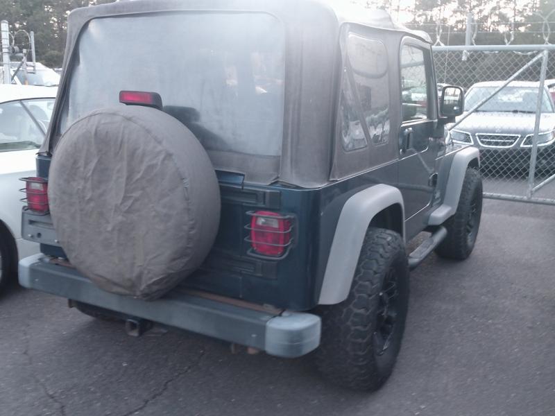Jeep Wrangler 2005 price