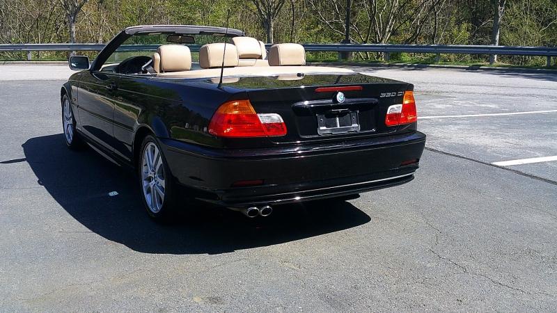 BMW 3-Series 2001 price $7,900