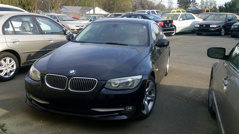 BMW 3-Series 2012 price $12,900