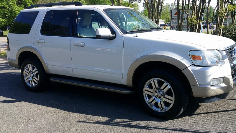 Ford Explorer 2009 price $6,900