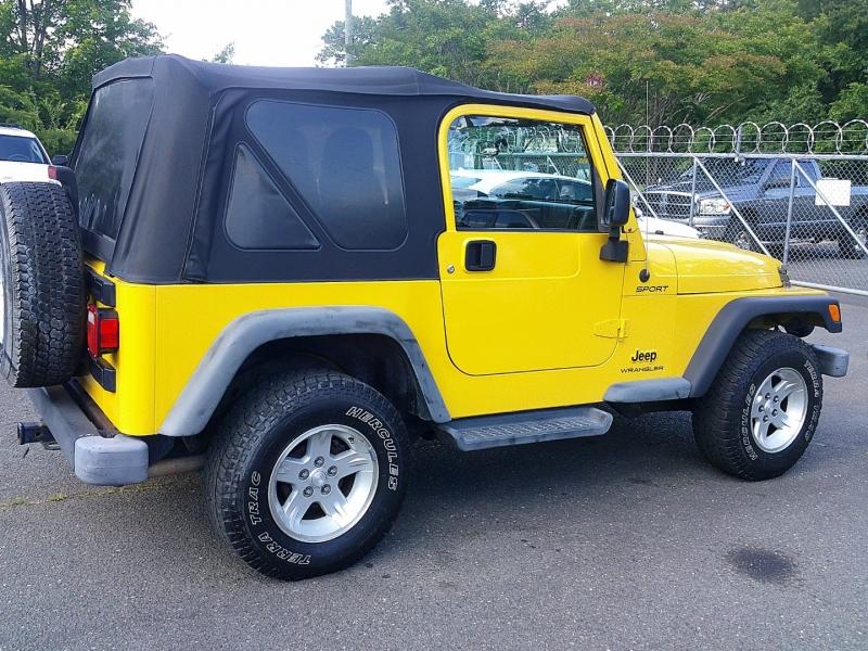 Jeep Wrangler 2006 price $14,400