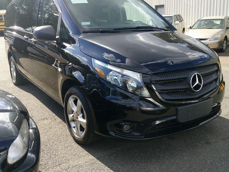 Mercedes-Benz Metris Passenger Van 2016 price $21,500