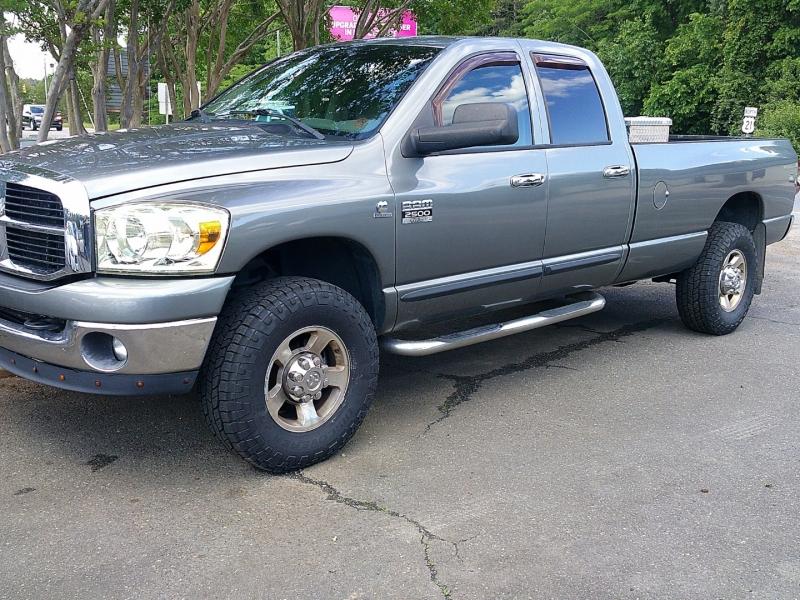 Dodge Ram 2500 2007 price $21,300