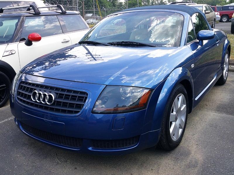 Audi TT 2003 price $6,999