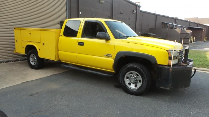 Chevrolet Silverado 3500 2005 price $12,600