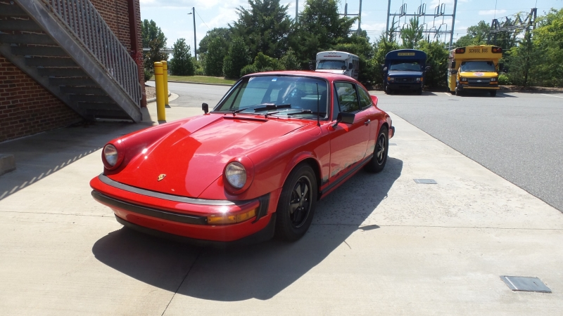 Porsche 911 1974 price $57,000