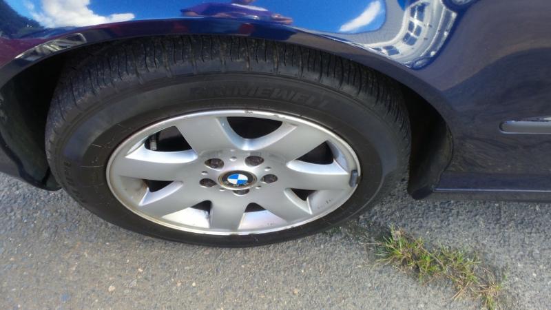 BMW 3-Series 2002 price