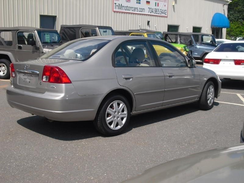 Honda Civic EX 2003 price $5,999